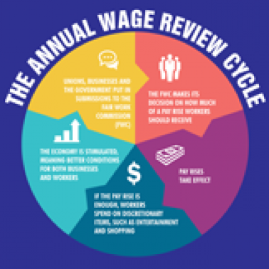 Annual Wage Review