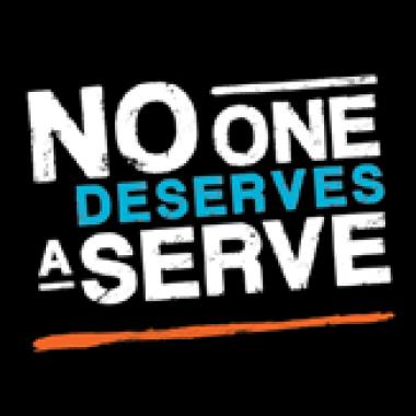 No One Deserves a Serve